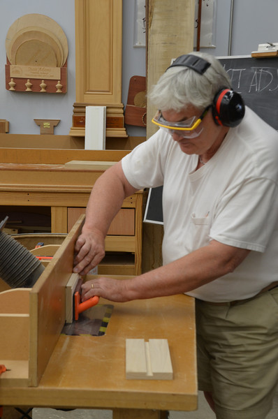 Joinery with Adams-June 27