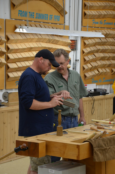 Joinery with Adams-June 13
