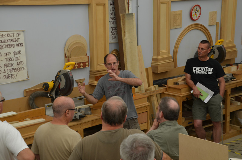 Joinery with Adams-June 9
