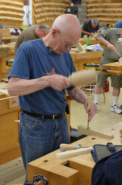 Joinery with Adams-June 25