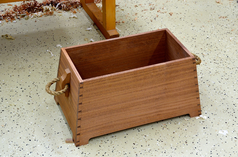 Sea Chest with Gochnour 14