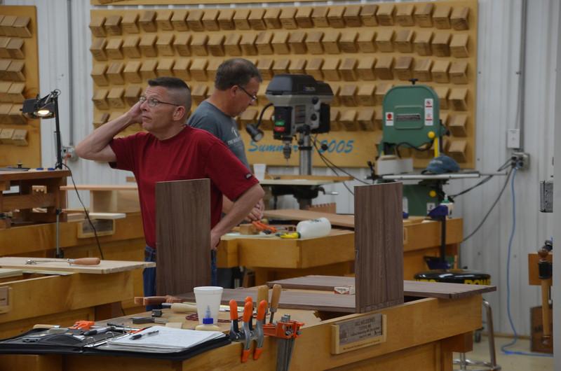 Traditional Woodworking w Gochnour 17