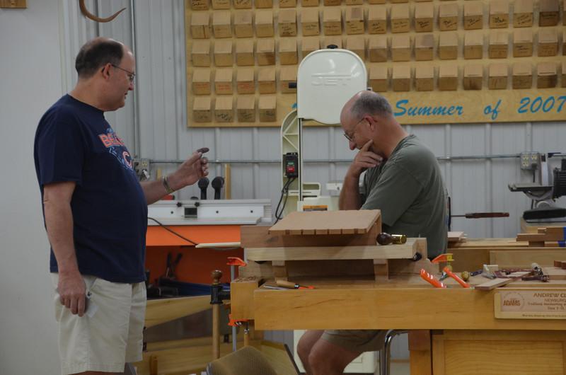 Traditional Woodworking w Gochnour 18