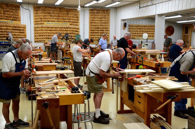Traditional Woodworking w Gochnour 15