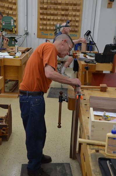 Traditional Woodworking w Gochnour 12
