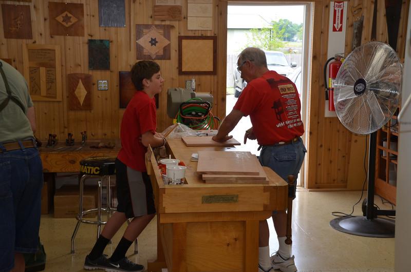 Traditional Woodworking w Gochnour 10