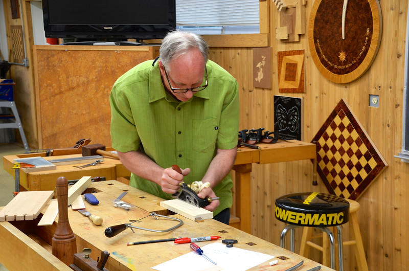 Traditional Woodworking w Gochnour 19