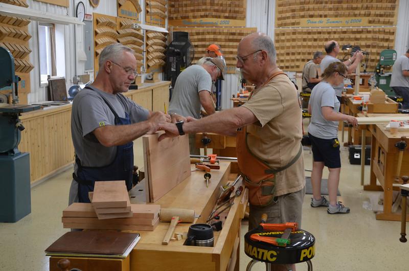 Traditional Woodworking w Gochnour 8