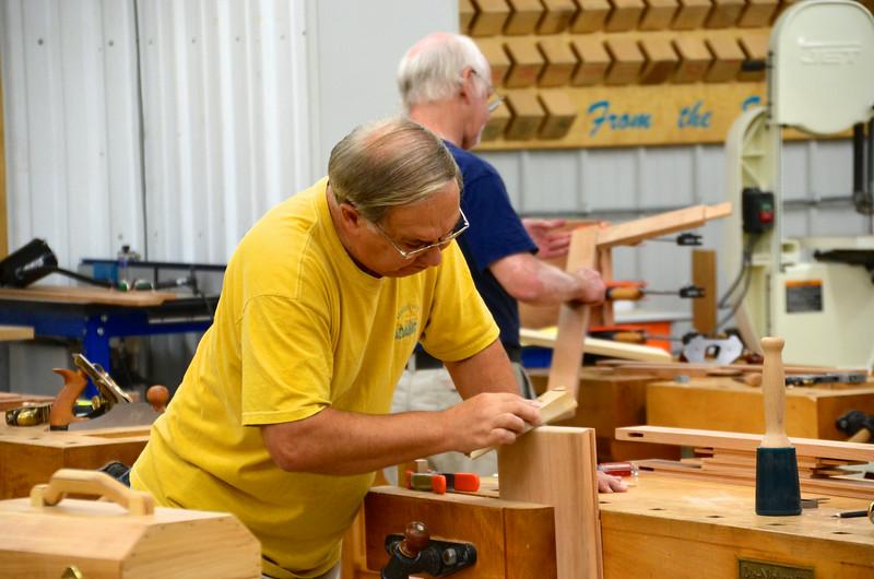 Traditional Woodworking w Gochnour 46