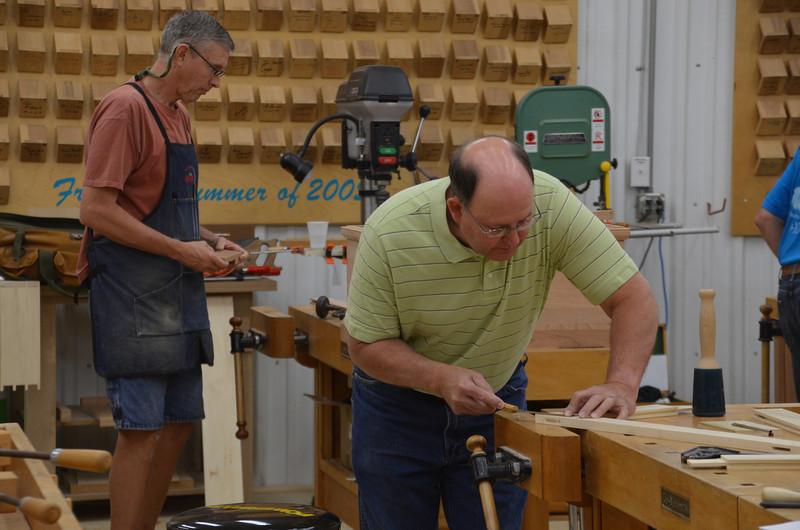 Traditional Woodworking w Gochnour 47