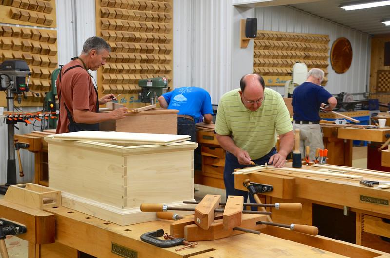 Traditional Woodworking w Gochnour 48
