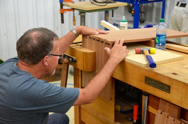 Traditional Woodworking w Gochnour 22