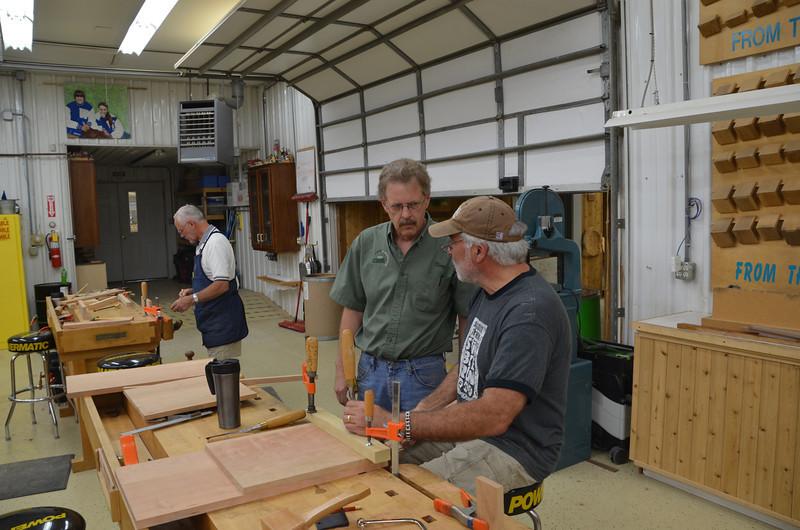 Traditional Woodworking w Gochnour 32
