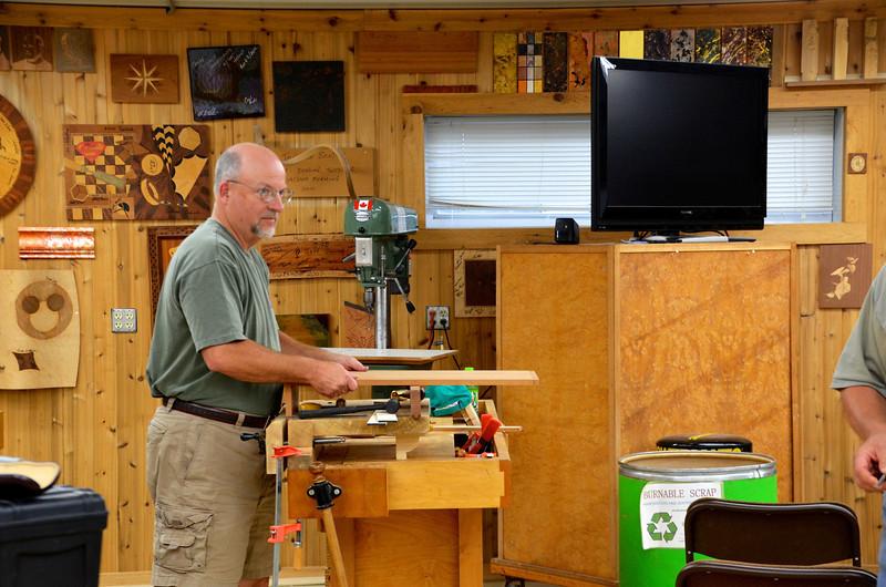 Traditional Woodworking w Gochnour 23
