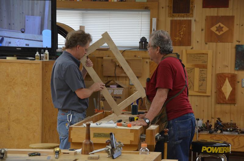 Traditional Woodworking w Gochnour 39