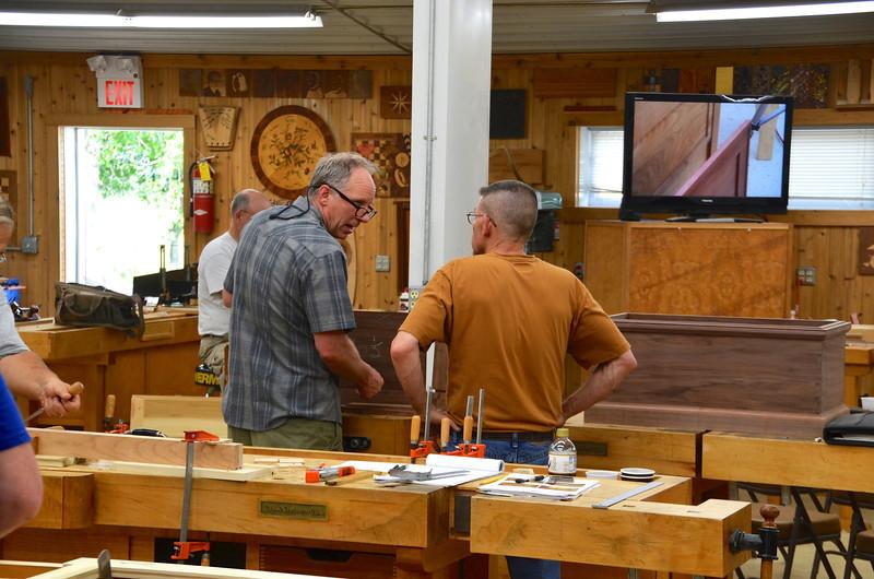 Traditional Woodworking w Gochnour 37