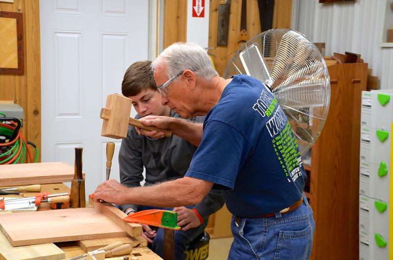 Traditional Woodworking w Gochnour 33