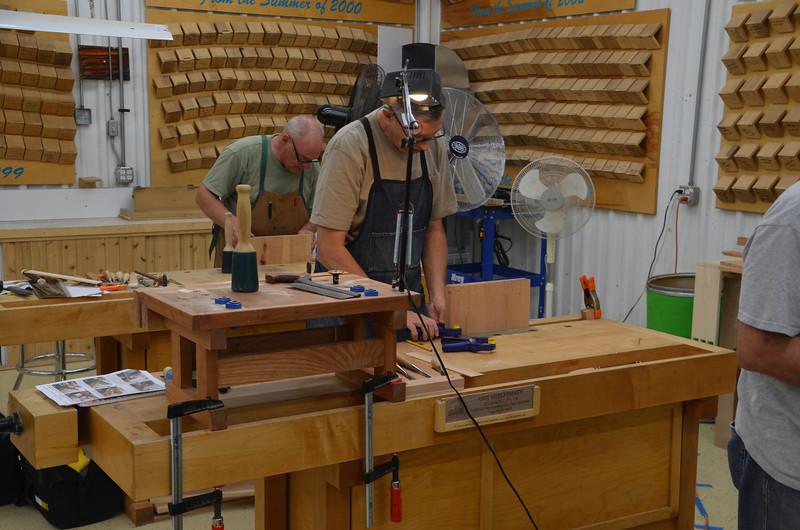 Traditional Woodworking w Gochnour 13