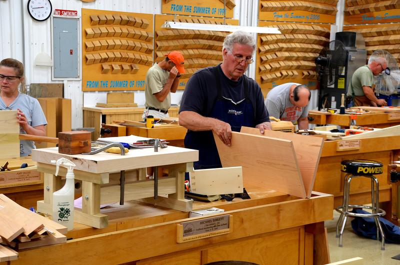 Traditional Woodworking w Gochnour 11