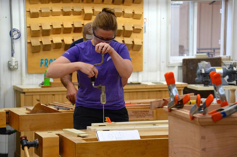 Traditional Woodworking w Gochnour 44