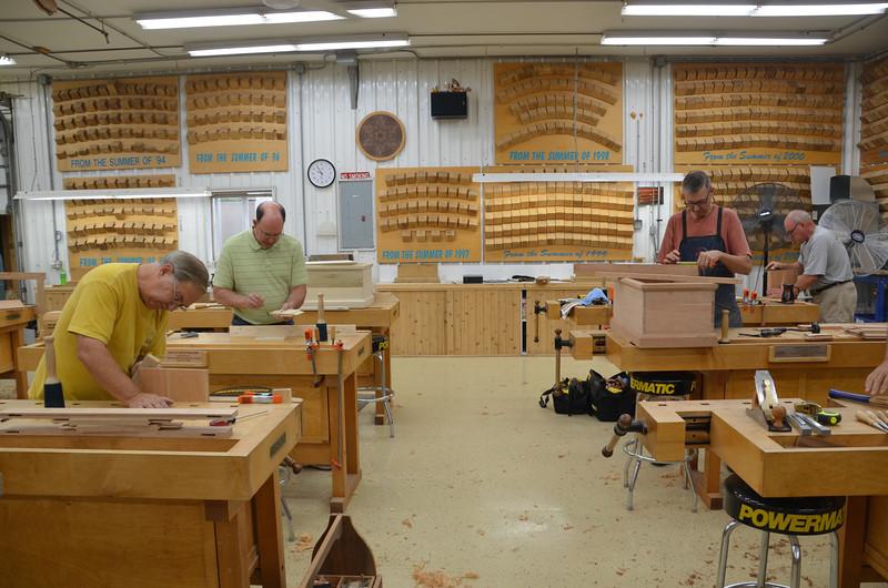 Traditional Woodworking w Gochnour 50
