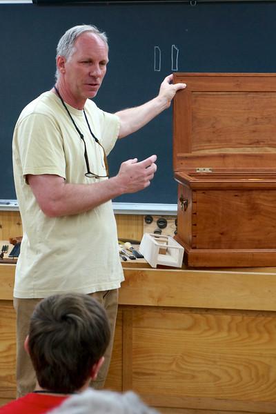Traditional Woodworking w Gochnour 1