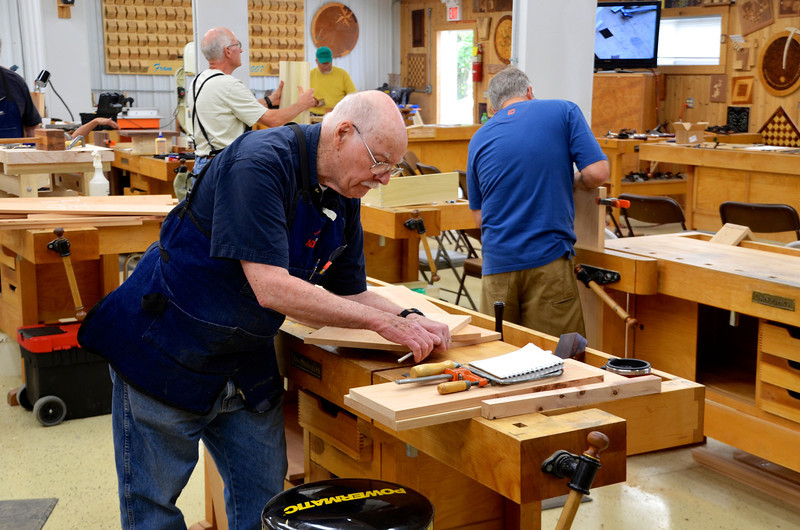 Traditional Woodworking w Gochnour 9