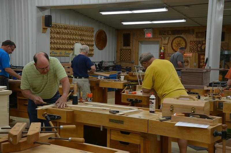 Traditional Woodworking w Gochnour 49