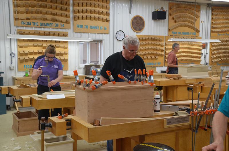 Traditional Woodworking w Gochnour 43
