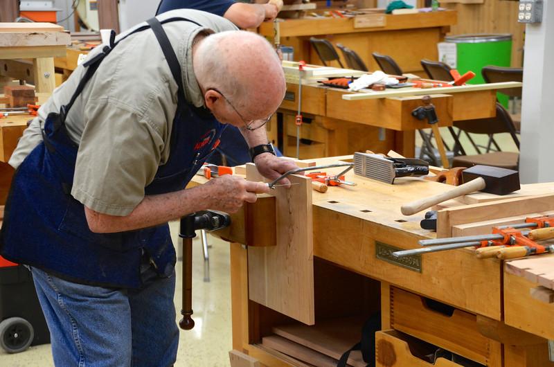 Traditional Woodworking w Gochnour 16