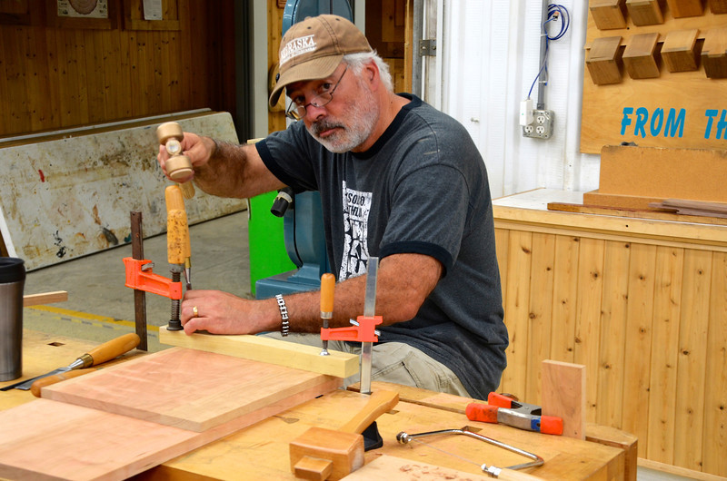 Traditional Woodworking w Gochnour 26