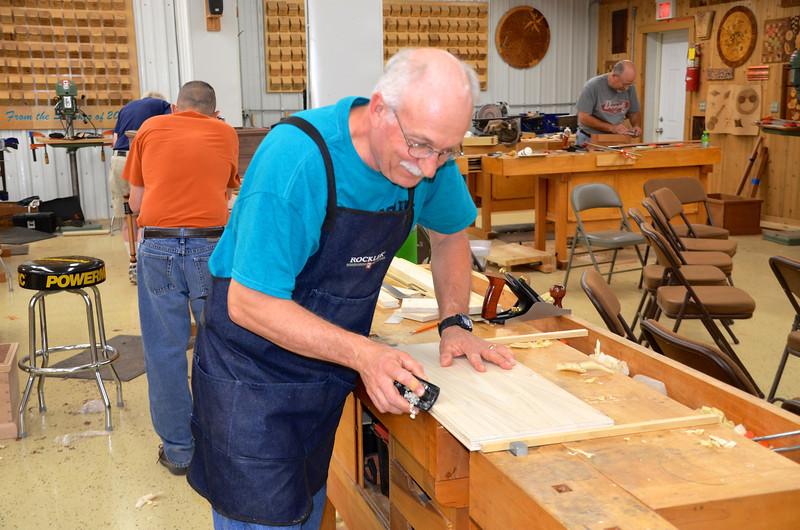 Traditional Woodworking w Gochnour 41