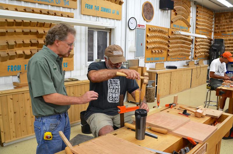 Traditional Woodworking w Gochnour 27