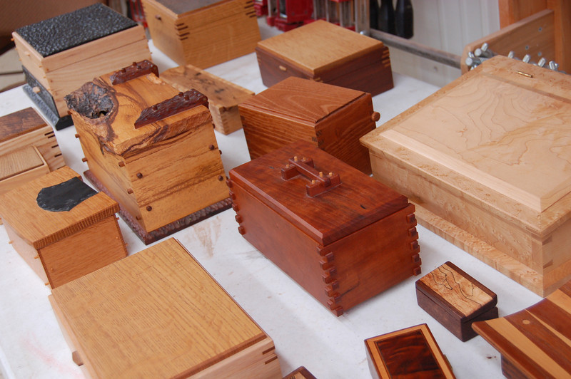 Beautiful Boxes with Stowe 14