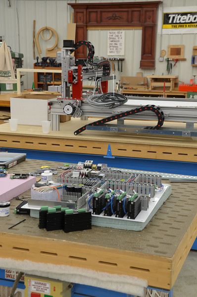 CNC Router w Knight 41