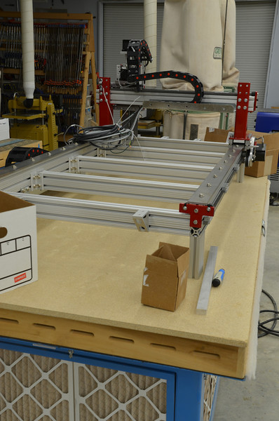 CNC Router w Knight 29