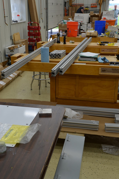 CNC Router w Knight 16