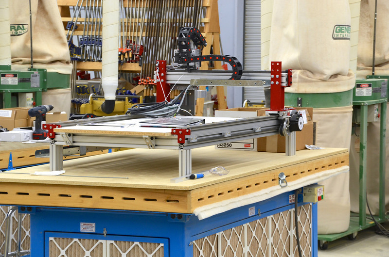 CNC Router w Knight 46