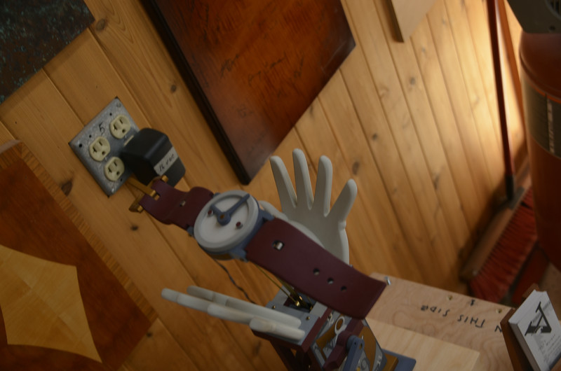 Kinetic Sculpture w Morgan 30