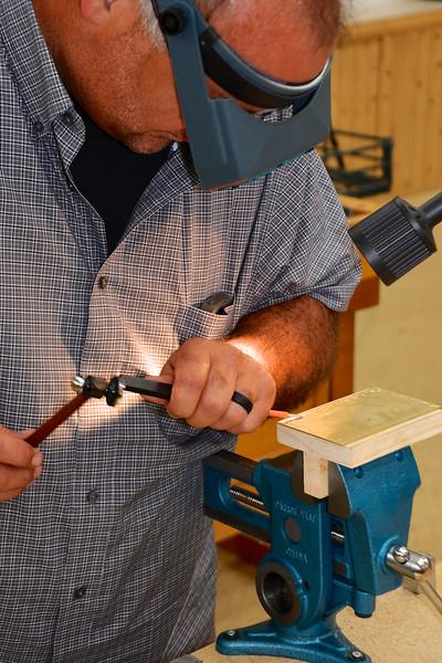 Metal Engraving w Dubber 35