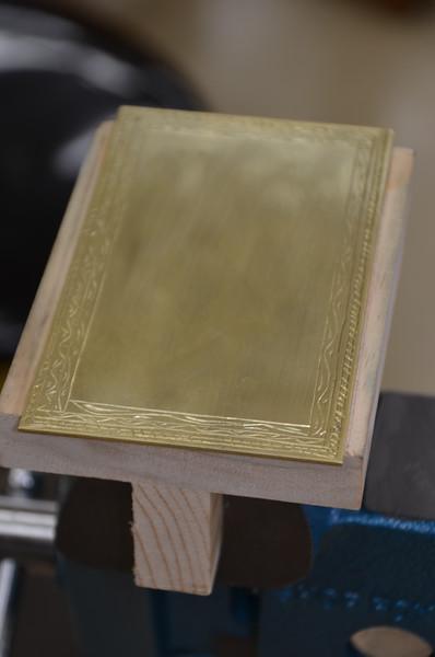 Metal Engraving w Dubber 34