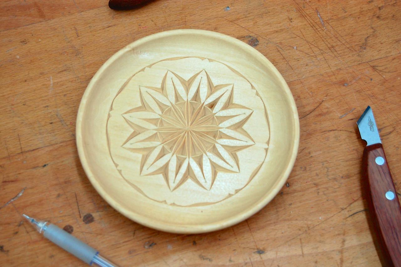 Chip Carving w Stevens 3