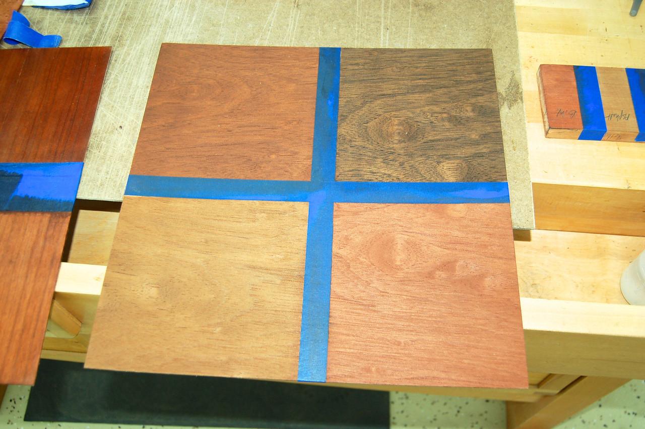 Wood Finishing w Puro 18