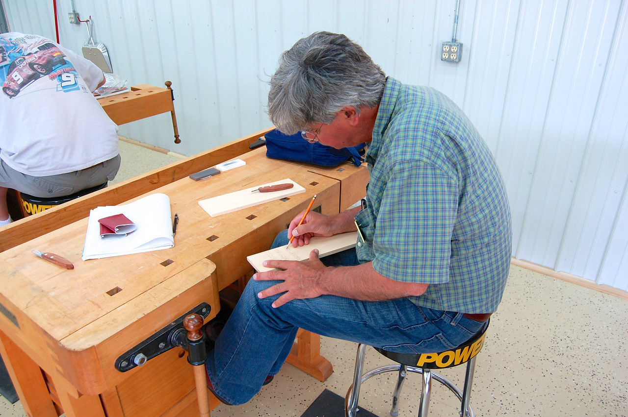 Chip Carving w Stevens 6