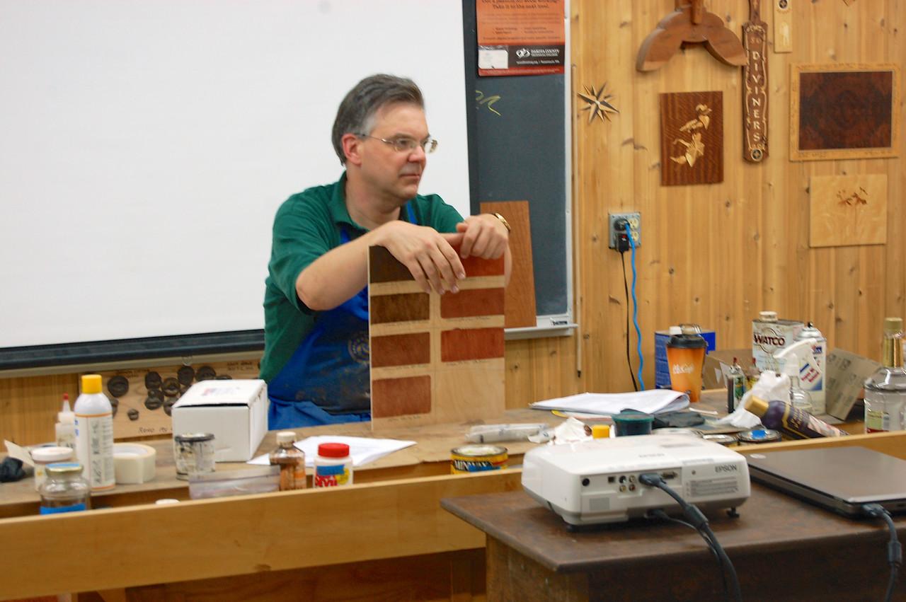 Wood Finishing w Puro 15