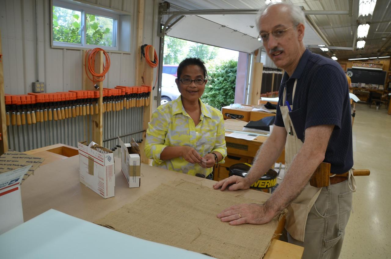 Basic Upholstery w Mascelli 8