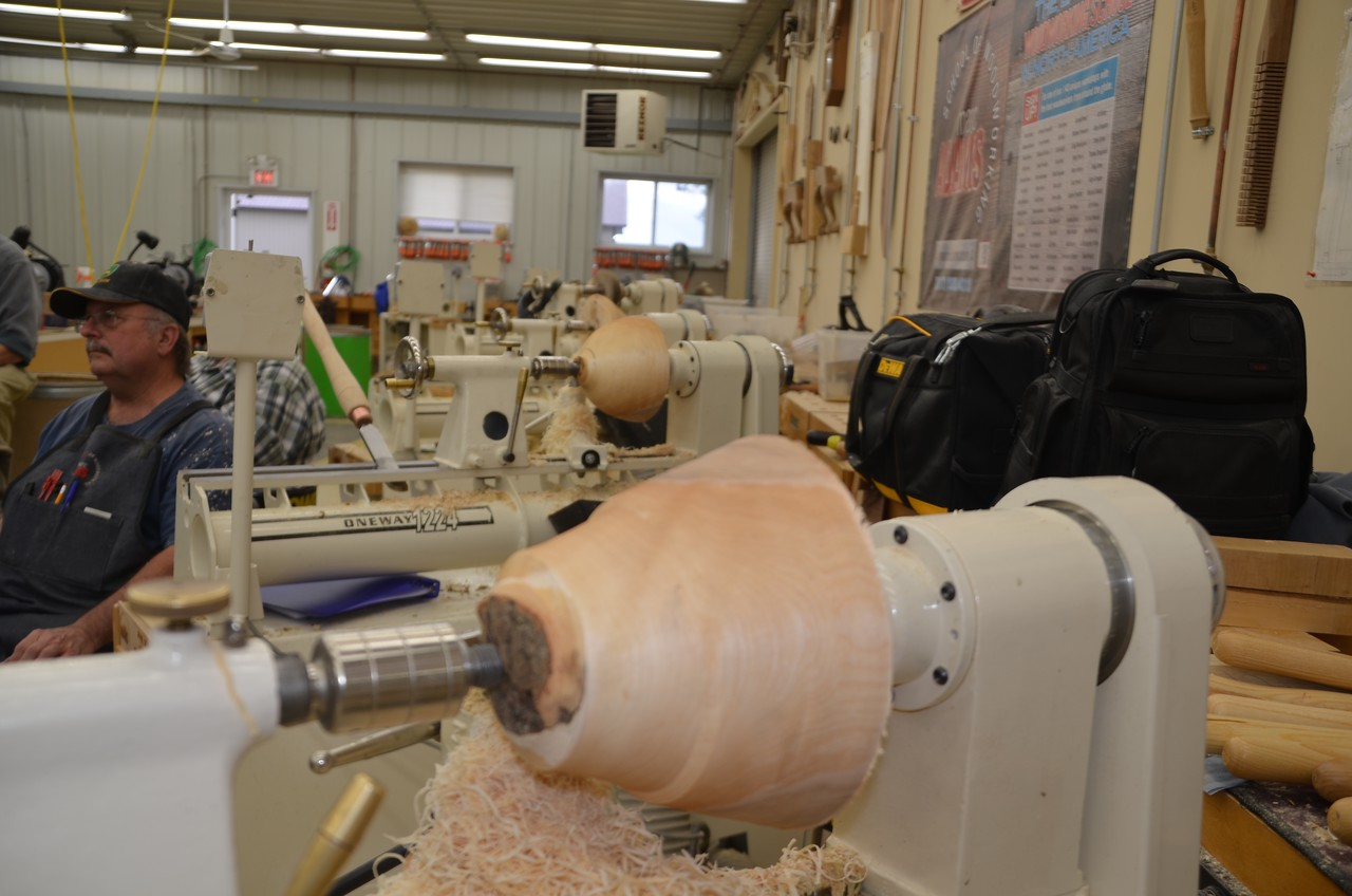 Woodturning w Lacer [Oct'14] 36