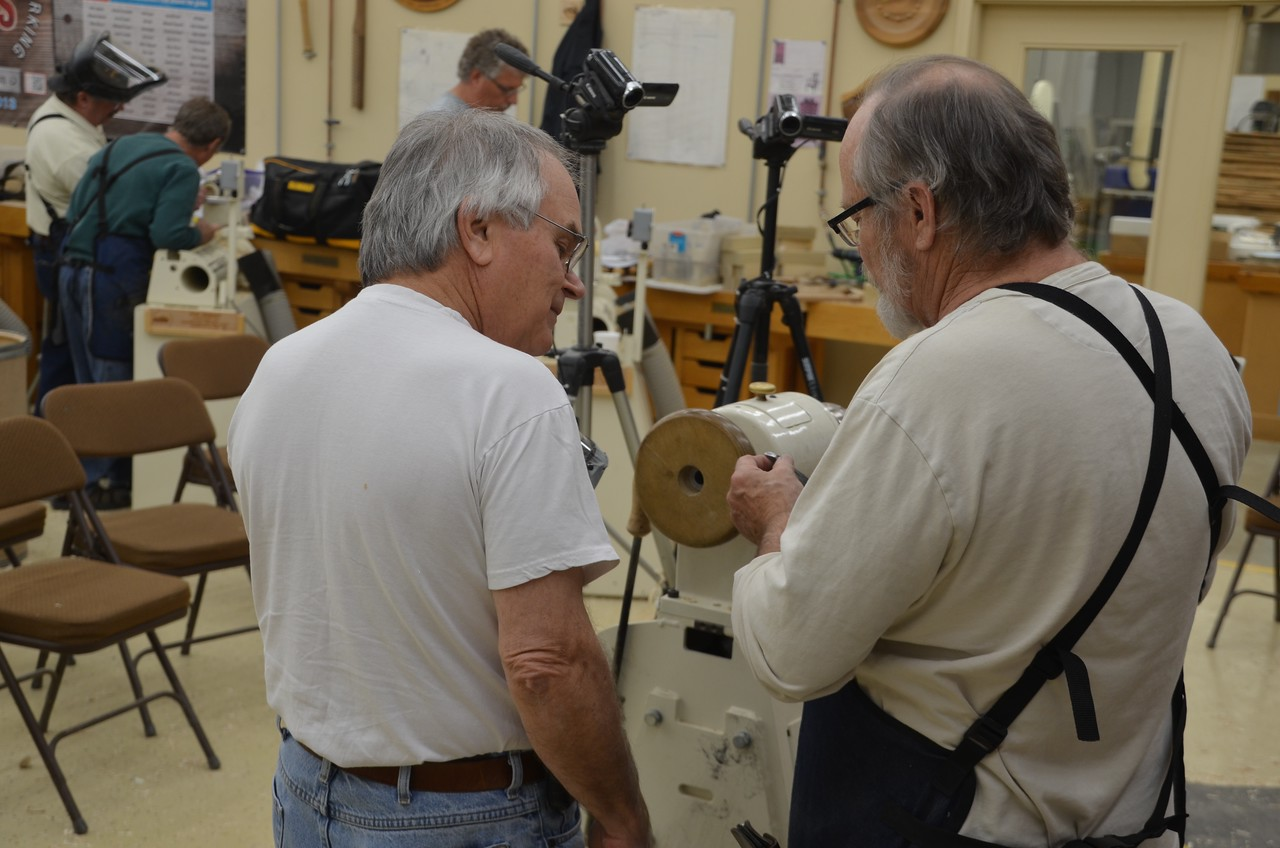 Woodturning w Lacer [Oct'14] 52