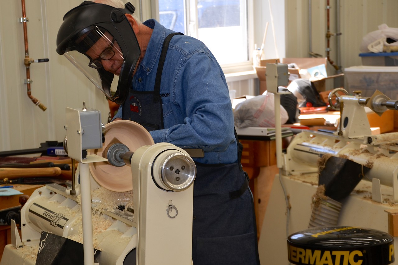 Woodturning w Lacer [Oct'14] 47