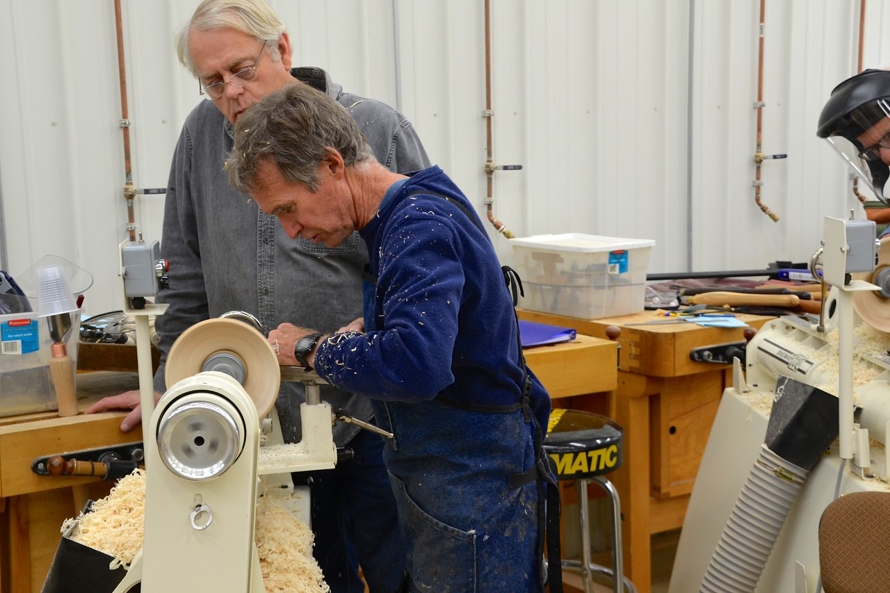 Woodturning w Lacer [Oct'14] 48